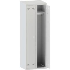 Шкаф металлический гардеробный ШО 2