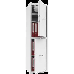 Шкаф металлический усиленный МШ 150/2Т